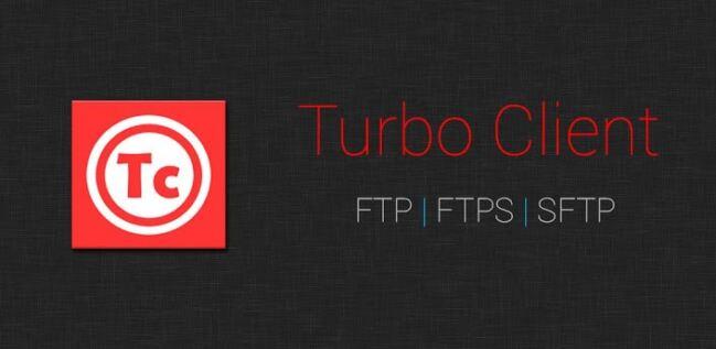 Turbo Client excelente Cliente FTP para Android