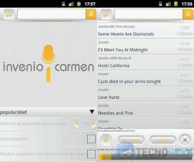 Invenio-Carmen