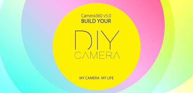 Aplicación de la semana: Camera360 v5.0 con una nueva interfaz y tienda