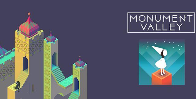 Monument Valley disponible con 50% de descuento en Google Play