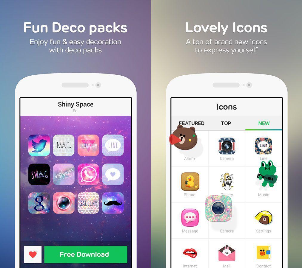 #TuneaAndroid: 7 nuevos packs de iconos para mejorar la apariencia de Android