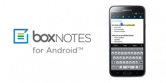 box-notes-android