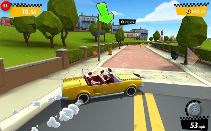 Descargar Crazy Taxi City Rush APK