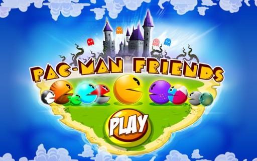 pacman-friends