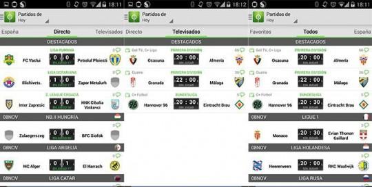 resultados-futbol-android