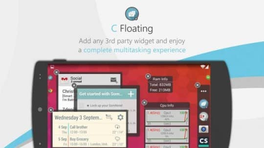 cfloating-monitorizar-android