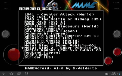 mame4droid-emulador-android