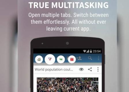 Flynx-Browser-multitarea-flotante-android