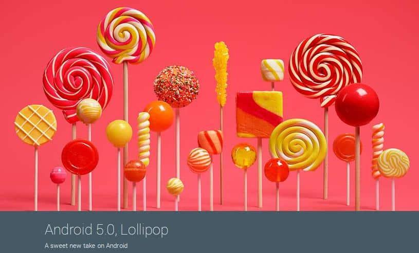 Android 5.0 Lollipop: todas las novedades