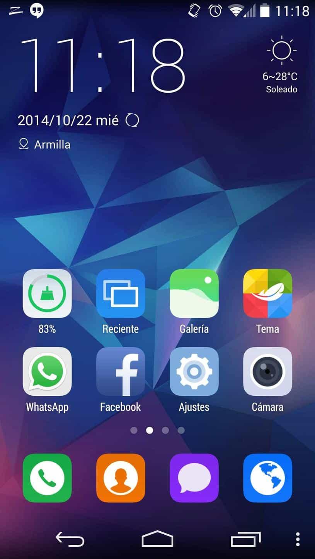 Zero: un launcher Android muy liviano y muy fácil de configurar