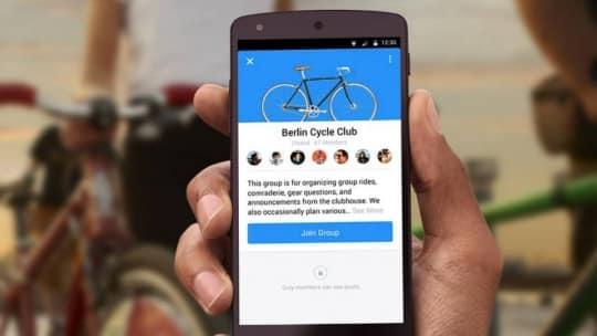 Facebook-Groups-Android