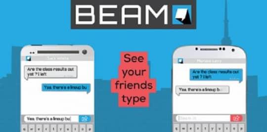beam-messenger-app