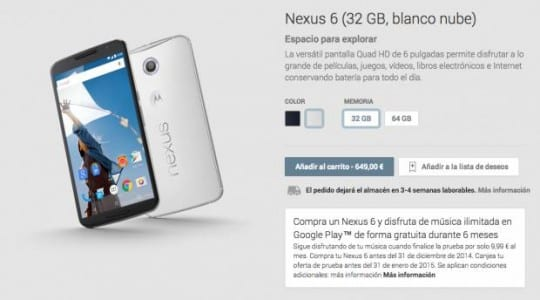 comprar-nexus-6-en-google-play