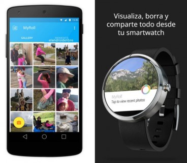 myroll-android-wear