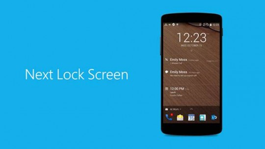next-lock-screen-android