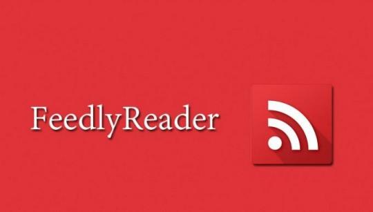 FeedlyReader-portada