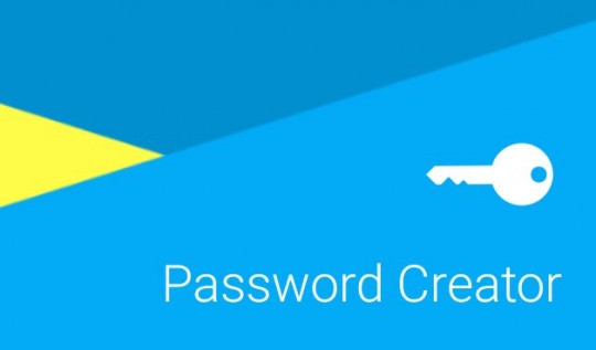 Password-Creator-app
