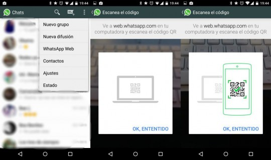 WhatsApp-Web-Android