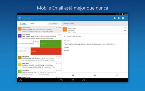 outlook-para-android