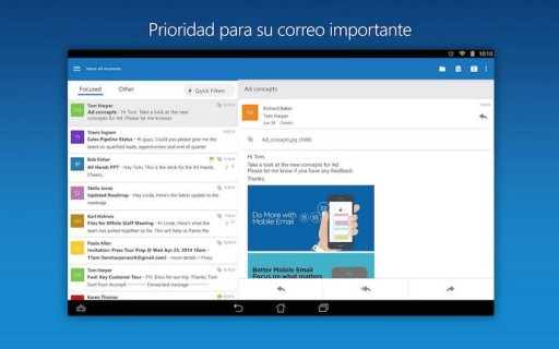 outlook-para-android-app