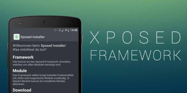 Xposed-Framework