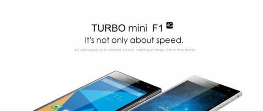 Doogee F1 Turbo Mini