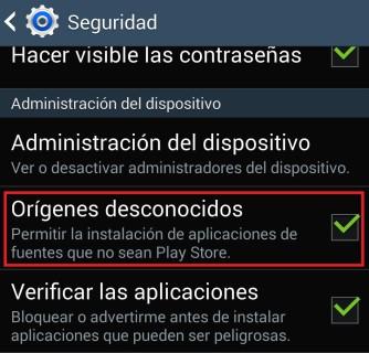 activar-origenes-desconocidos-android