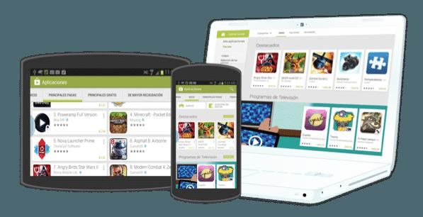 Descargar e instalar la última versión de Google Play