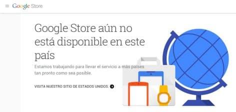 Google Store llega oficialmente a México