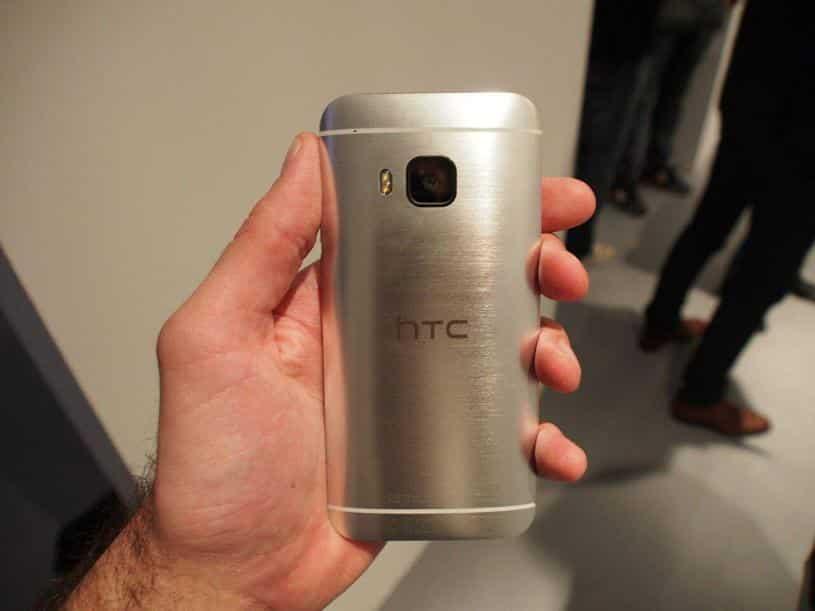 Â¡Ya es oficial el HTC One M9!