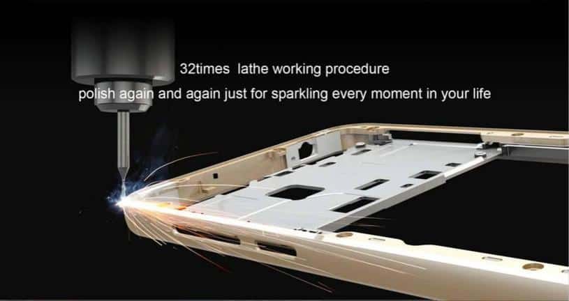 Cubot X10, un móvil chino resistente al agua y octa core