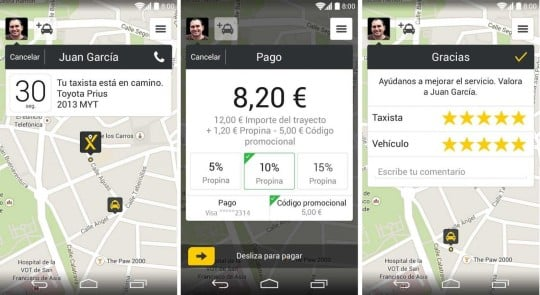 mytaxi-android