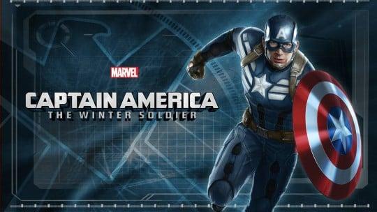 capitan america android