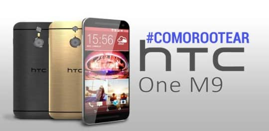 como-rootear-htc-one-m9