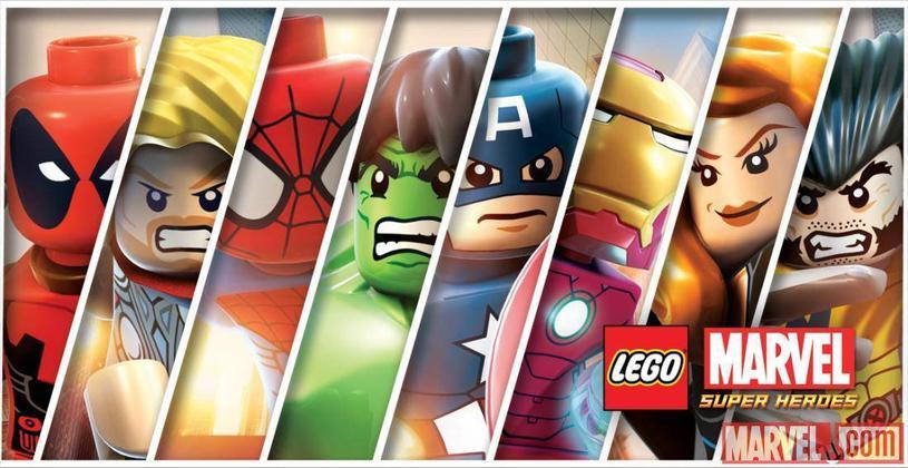 Los Vengadores: La Era de Ultron - 5 juegos con los personajes de la película