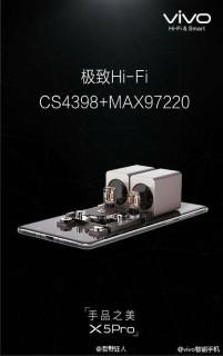 Vivo X5 Pro: nuevo rival chino para la gama media