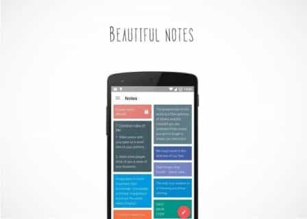Material-Notes-Android