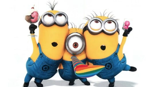 Wallpapers-Minions