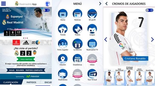app-madrid-real
