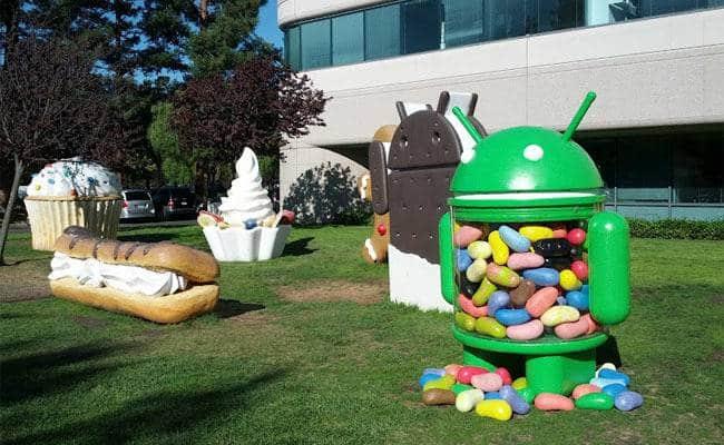La evolución de Android 1.0 hasta Android M