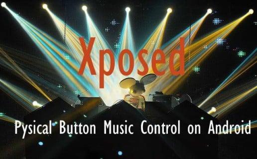 Controla tu Musica con los Botones Fisicos de tu Android