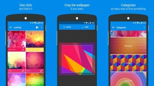 FlatWallpapers-app