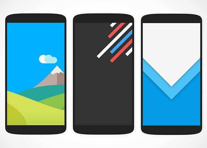 Colección de iconos y fondos de pantalla para Android: Sunshine Icon Pack y Plastexo