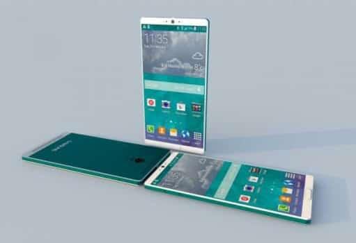 Concepto de Galaxy Note 5