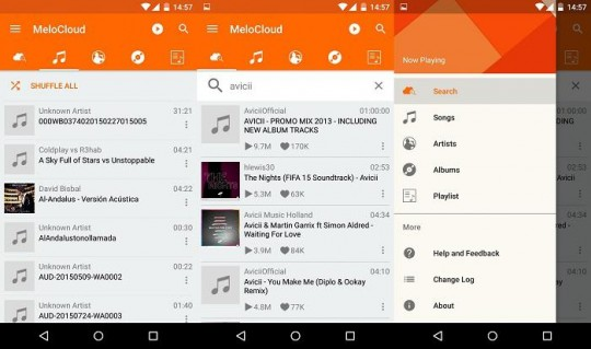 MeloCloud-Android
