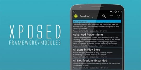xposed-modulos