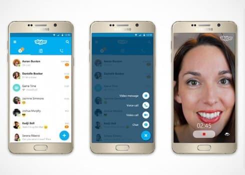 Skype-6-material-design