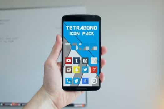 tetragono-icon-pack