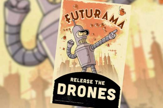 futurama-release-the-drones-apk