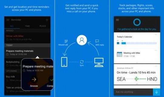 Cortana-para-Android-oficial